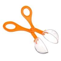 Ножницы-ложки для ловких ручек, цвета МИКС